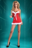Sexi komplet LIVCO CORSETTI - CHRISTMAS HONEY