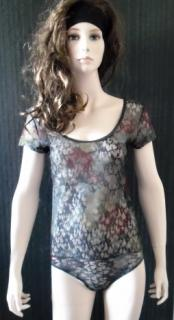 ONLY Edge Lace Flower body